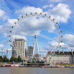 Hành trình du lịch Anh - Scotland 10N9Đ - London Eye