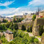 Hành trình khám phá Tây Âu 8N7Đ - Luxembourg