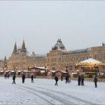 Du lịch Moscow - Mùa đông tại Moscow