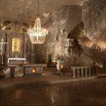 Hành trình 12 ngày khám phá Đông Âu - Mỏ muối Wieliczka - Krakow