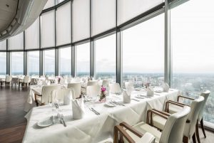 Du lịch Frankfurt - Main Tower Restaurant & Bar