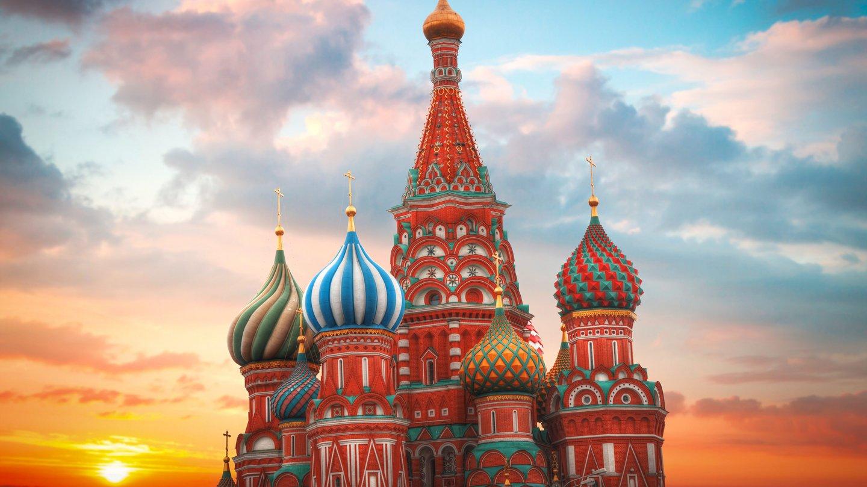 Du lịch Nga 9N8Đ - Moscow