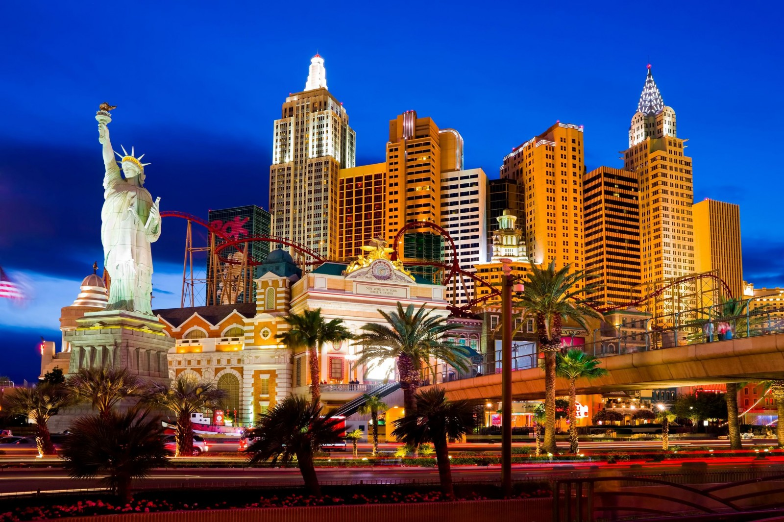 Tour Du Lịch Newyork – Philadelphia - Washington D.C - Los Angeles – Las Vegas