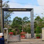 Khám phá Côn Đảo - Nghĩa trang Hàng Dương