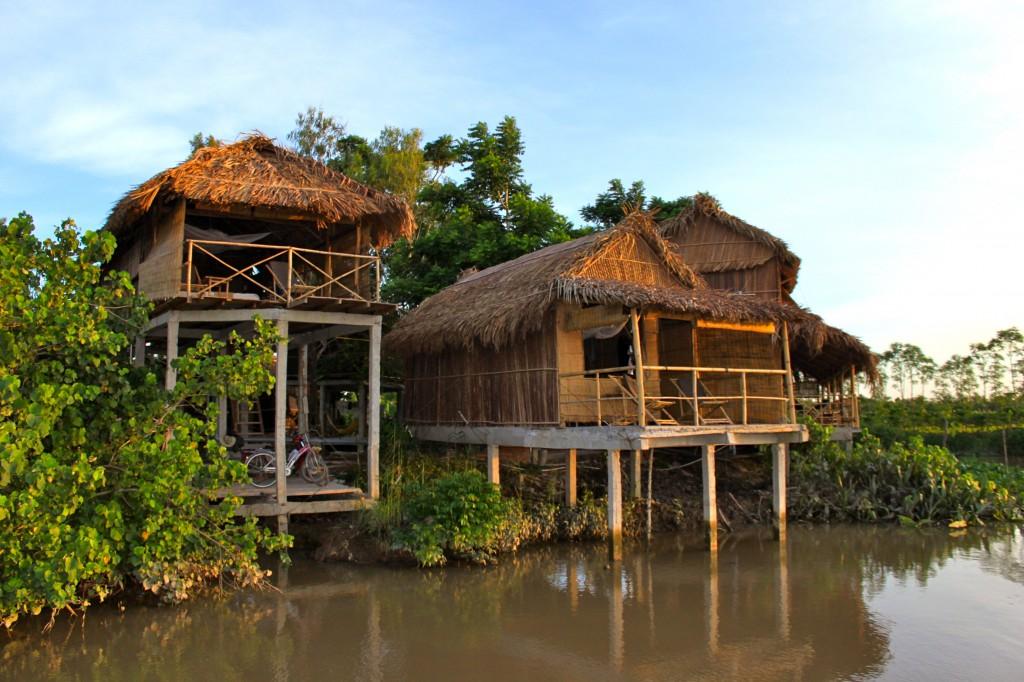 Kinh nghiệm du lịch Cần Thơ - Nguyen Shack Homestay