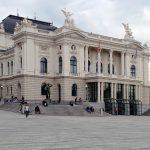 Hành trình khám phá Châu Âu 10N9Đ - Nhà hát Opera Zurich