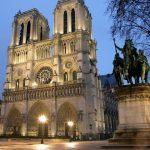 Hành trình du ngoạn châu Âu 9N8Đ - Nhà thờ Đức Bà Paris