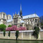 Hành trình 12 ngày khám phá Đông Âu - Nhà thờ Đức Bà Paris