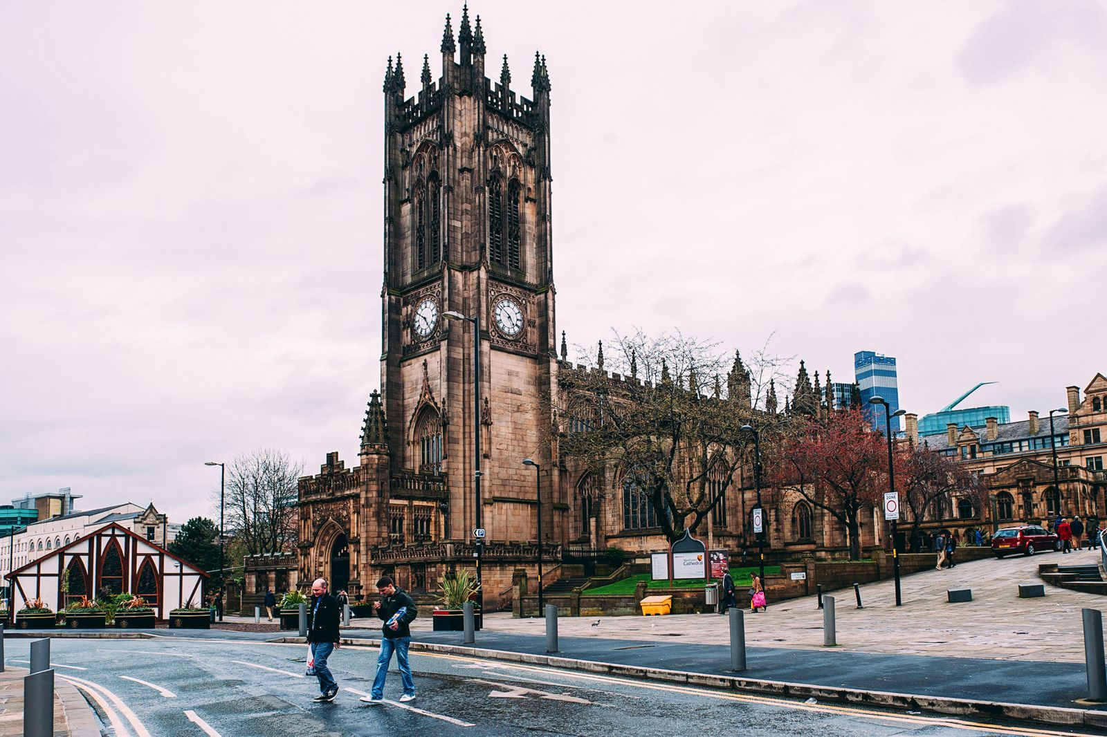 Hành trình du lịch Anh - Scotland 10N9Đ - Nhà thờ Manchester