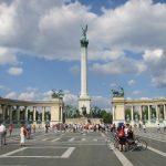 Hành trình 12 ngày khám phá Đông Âu - Quảng trường Anh Hùng Budapest