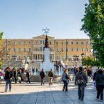 Du lịch Hy Lạp 9N8Đ - Quảng trường Constitution