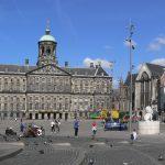 Hành trình khám phá Tây Âu 8N7Đ - Quảng trường Dam Square