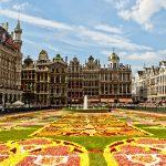 Hành trình khám phá Tây Âu 8N7Đ - Quảng trường Lớn - Brussels