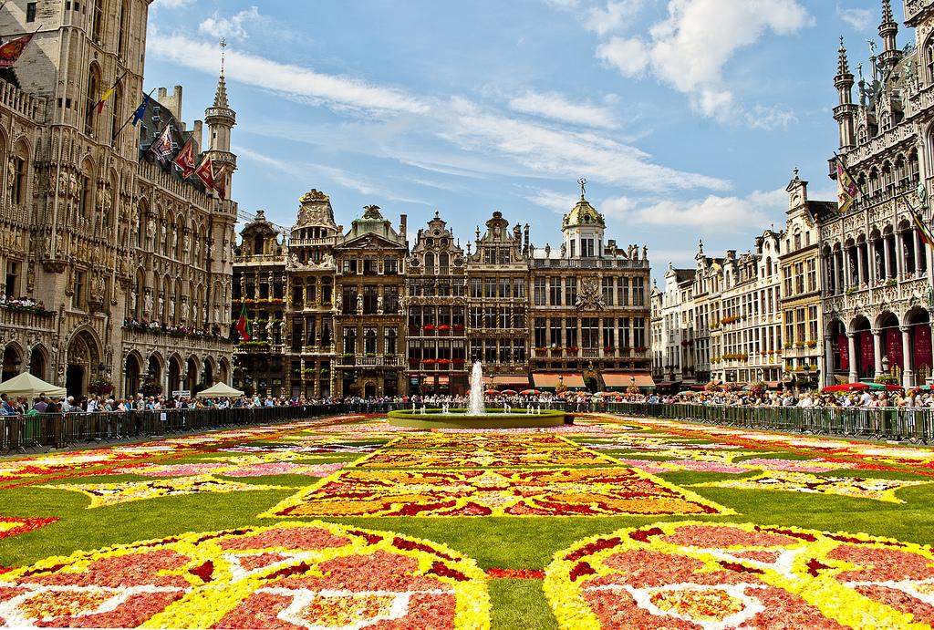 Hành trình khám phá Tây Âu 8N7Đ: Pháp – Luxembourg – Đức – Bỉ – Hà Lan