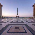 Hành trình du ngoạn châu Âu 9N8Đ - Quảng trường Place du Trocadero
