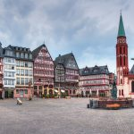 Hành trình du ngoạn châu Âu 9N8Đ - Quảng trường Romerberg