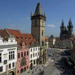 Hành trình 12 ngày khám phá Đông Âu - Quảng trường phố cổ Prague