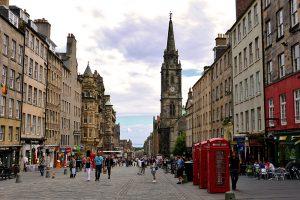 Hành trình du lịch Anh - Scotland 10N9Đ - Royal Mile