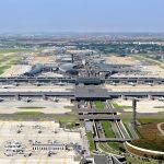 Hành trình du ngoạn châu Âu 9N8Đ - Sân bay Paris-Charles-de-Gaulle