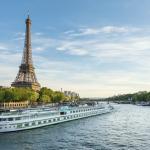 Hành trình khám phá Châu Âu 10N9Đ - Sông Seine