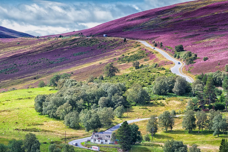 Hành trình du lịch Anh - Scotland 10N9Đ - Scotland