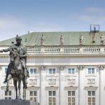 Hành trình 12 ngày khám phá Đông Âu - Tượng đài Hoàng tử Poniatowski - Warsaw