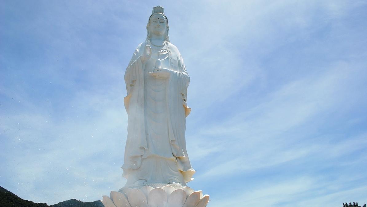 Tour Đà Nẵng - Sơn Trà - Hội An - Cù lao Chàm - Bà Nà 4N3Đ - Tượng Phật Chùa Linh Ứng