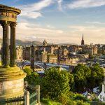 Hành trình du lịch Anh - Scotland 10N9Đ - Thành phố Edinburgh