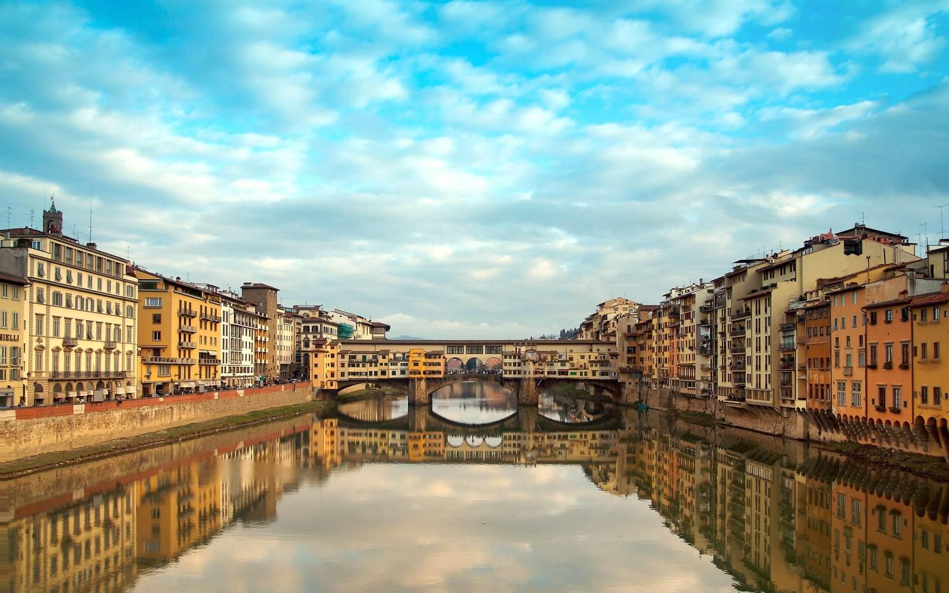 Hành trình khám phá Châu Âu 10N9Đ - Thành phố Florence