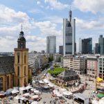 Hành trình khám phá Tây Âu 8N7Đ - Thành phố Frankfurt