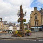 Hành trình du lịch Anh - Scotland 10N9Đ - Thành phố Jedburgh