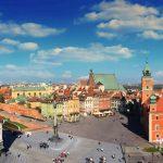 Hành trình 12 ngày khám phá Đông Âu - Thành phố Warsaw - Ba Lan