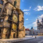 Hành trình 12 ngày khám phá Đông Âu - Tháp đồng hồ Orloj - Prague