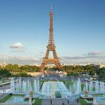 Hành trình du ngoạn châu Âu 9N8Đ - Tháp Eiffel