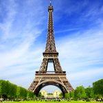 Hành trình khám phá Tây Âu 8N7Đ - Tháp Eiffel