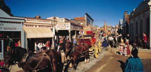 Ballarat - Thị Trấn Đào Vàng Nổi Tiếng Nước Úc
