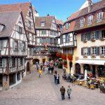 Hành trình khám phá Châu Âu 10N9Đ - Thị trấn Colmar