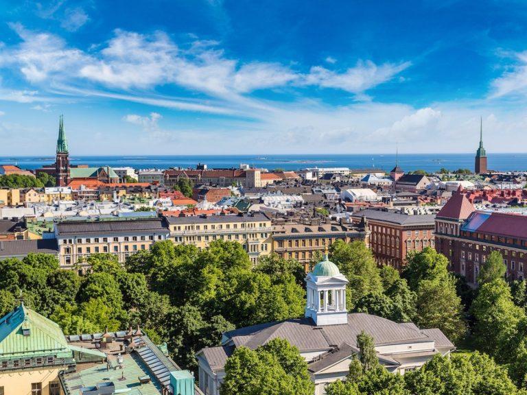 Trải nghiệm Bắc Âu 10N9Đ - Thủ đô Helsinki