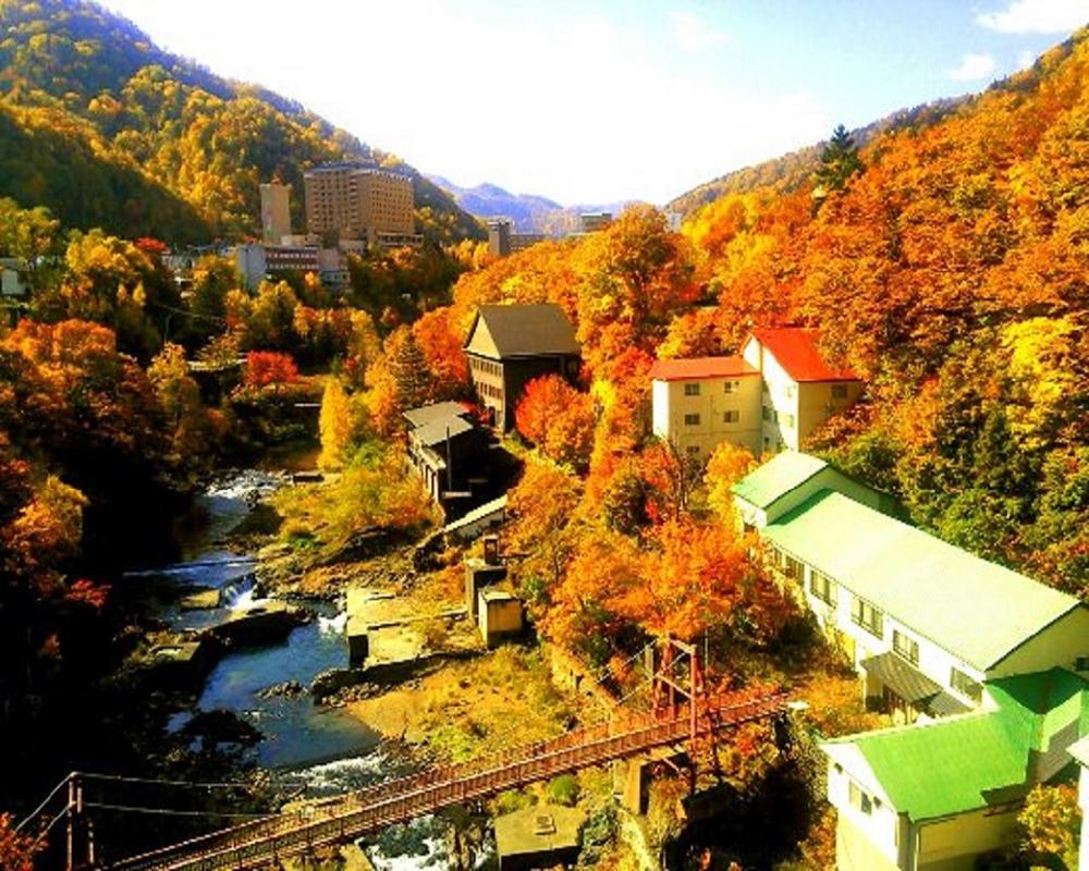 Tour Charter Nhật Bản: Sapporo – Sounkyo – Asahikawa Biei – Sapporo