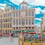 Hành trình du ngoạn châu Âu 9N8Đ - Trung tâm phố cổ Brussels