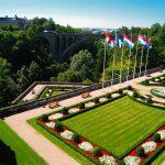 Hành trình khám phá Tây Âu 8N7Đ - Viện lập pháp Luxembourg