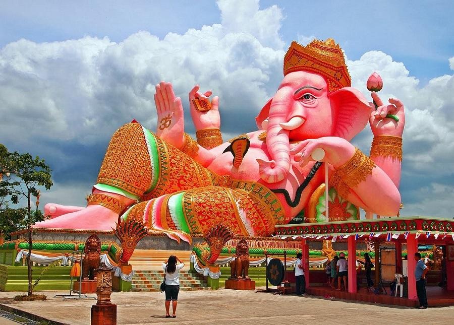 Tour Du Lịch Thái Lan 5 Ngày 4 Đêm: Hà Nội - Bangkok - Pattaya