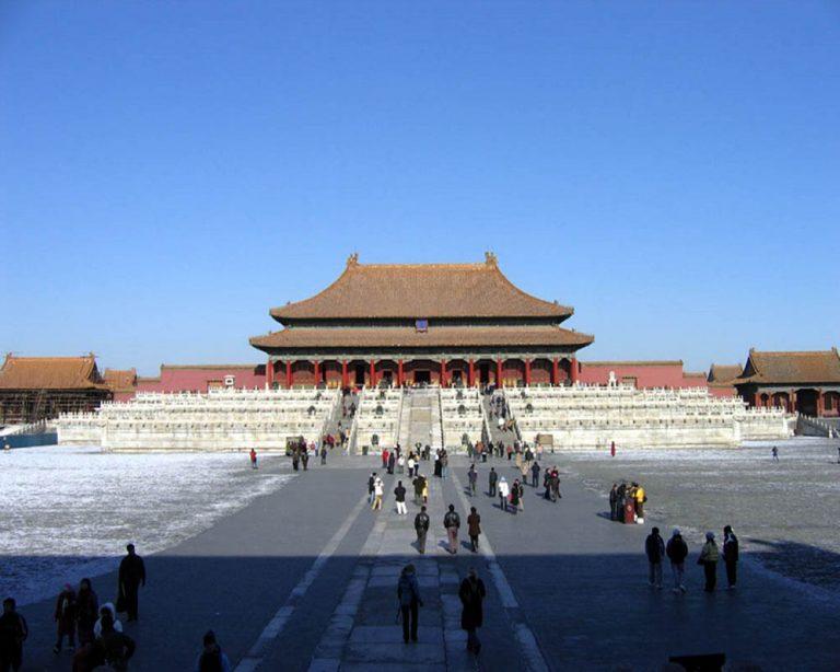 Du lịch Trung Quốc khởi hành từ Hà Nội