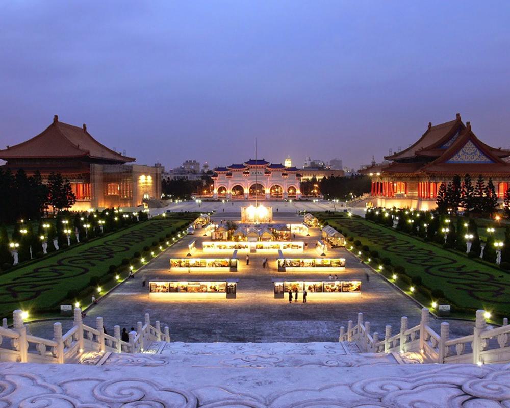 Tour Đài Loan Khởi Hành Từ Hồ Chí Minh: Đài Bắc – Đài Trung – Cao Hùng
