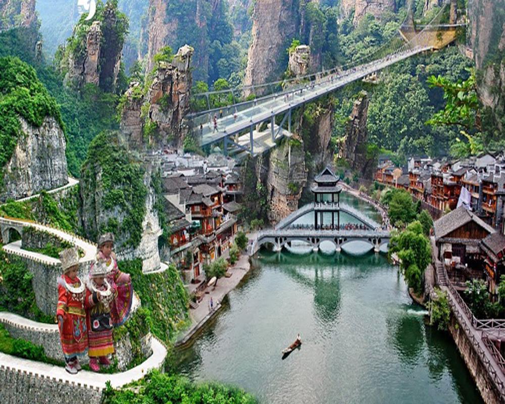 Tour Du Lịch Phượng Hoàng Cổ Trấn Trung Quốc Giá Hấp Dẫn