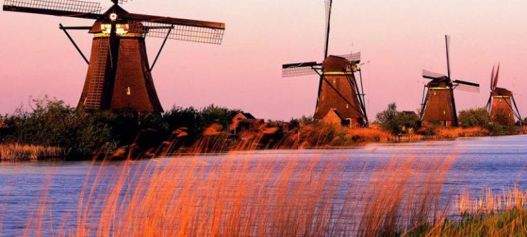 khám phá Hà Lan