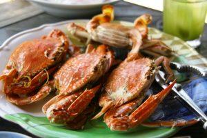Món ngon Phú Quốc - Ghẹ Hàm Ninh