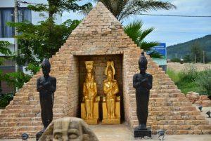 Công viên Kỳ quan thế giới Đà Nẵng - Kim tự tháp Giza Ai Cập