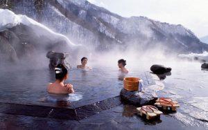 Khám Phá Văn Hóa Tắm Suối Nước Nóng Onsen Nhật Bản