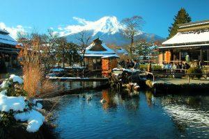 Tour Nhật Bản 4 Ngày Lãng Mạn Sắc Thu Nhật Bản: Tokyo - Hakone - Fuji - Yamanashi